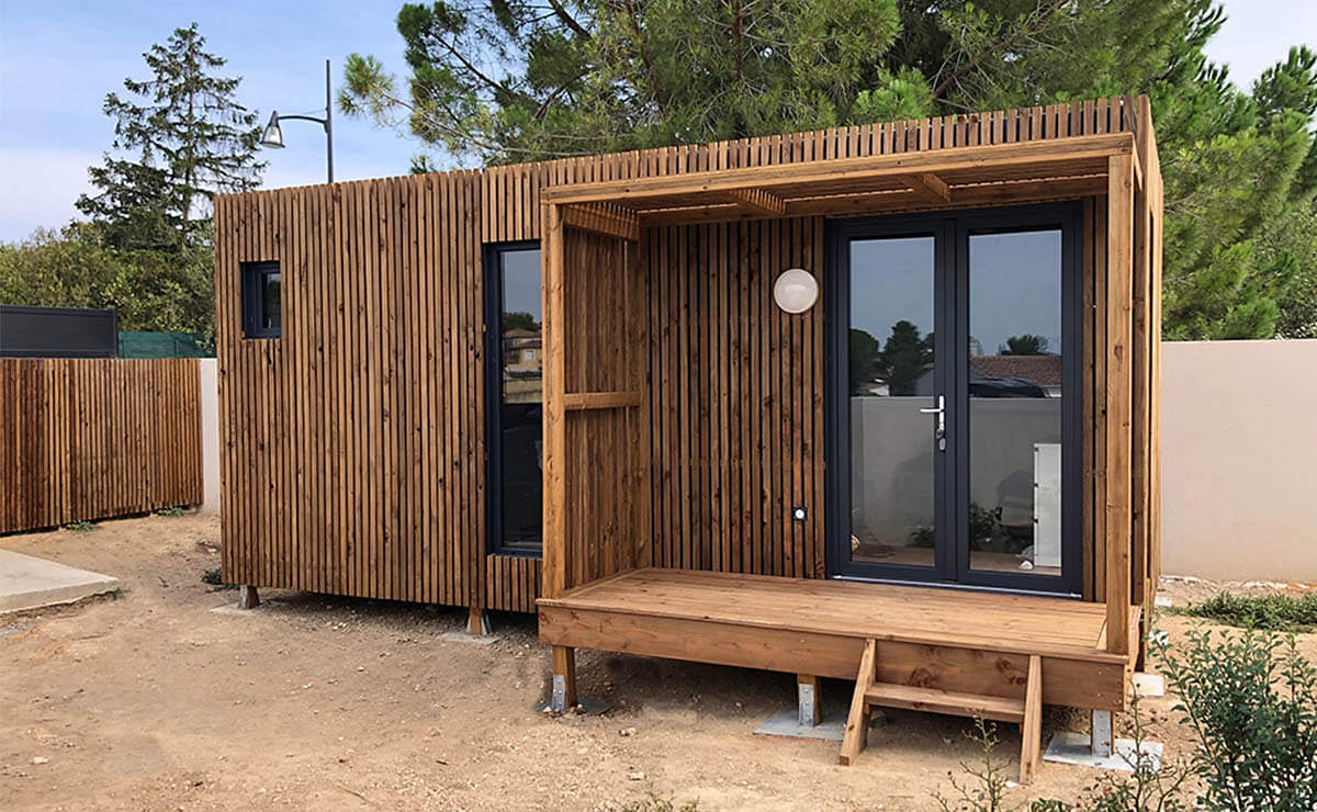 Studio De Jardin De 20 M Sans Permis De Construire Greenkub