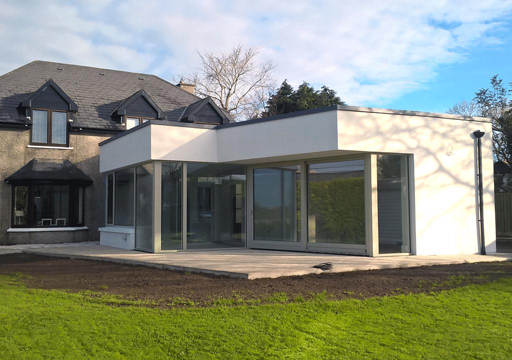 Les extensions de maison à toit plat : les bons choix - Greenkub